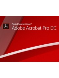 ADOBE Acrobat Pro DC (WIN) - Billed Annually
